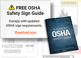 Free OSHA Safety Sign Guide