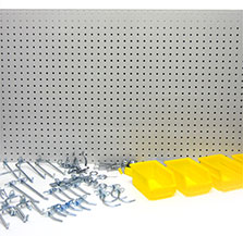 Pegboards and Accesories