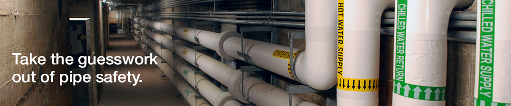 Take the guesswork out of pipe safety