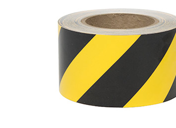 SafetyTac® Lean Hazard Tape Roll
