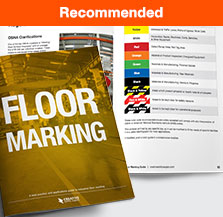 Recommended: Floor Marking Guide