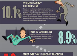 Leading Causes of Workplace Injuries