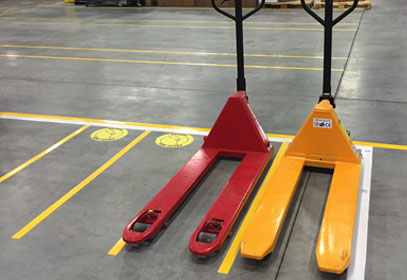 Floor Marking Ideas for Warehouses | Creative Safety Supply