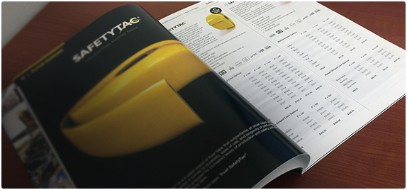 Get Free Copy of our 2015 SafetyTac® Product Catalog