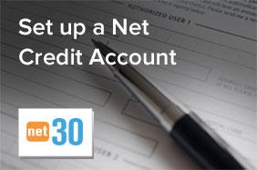 Net 30 Credit App
