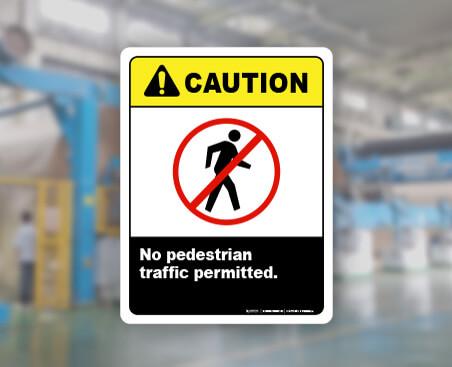 OSHA Header Signs