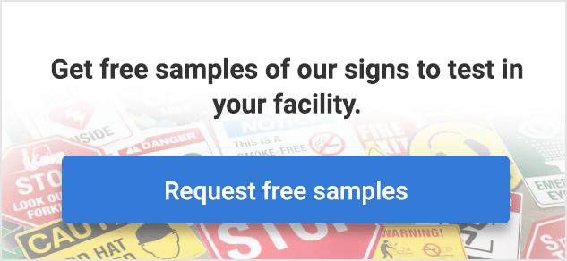 free sign samples