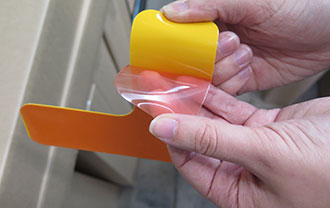 SafetyTac® Shape Tapes Easy to install