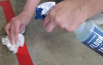 SafetyTac® Floor Tape Cleaner