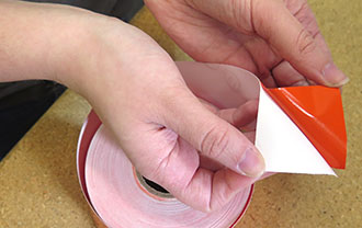 Smart Stripe Tapes easy to install